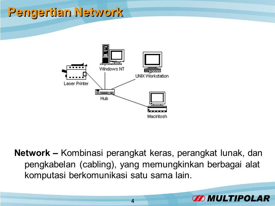 25 Pengertian Bandwidth Bandwidth – Adalah jumlah informasi yang mengalir melalui sebuah koneksi network berdasarkan periode waktu.