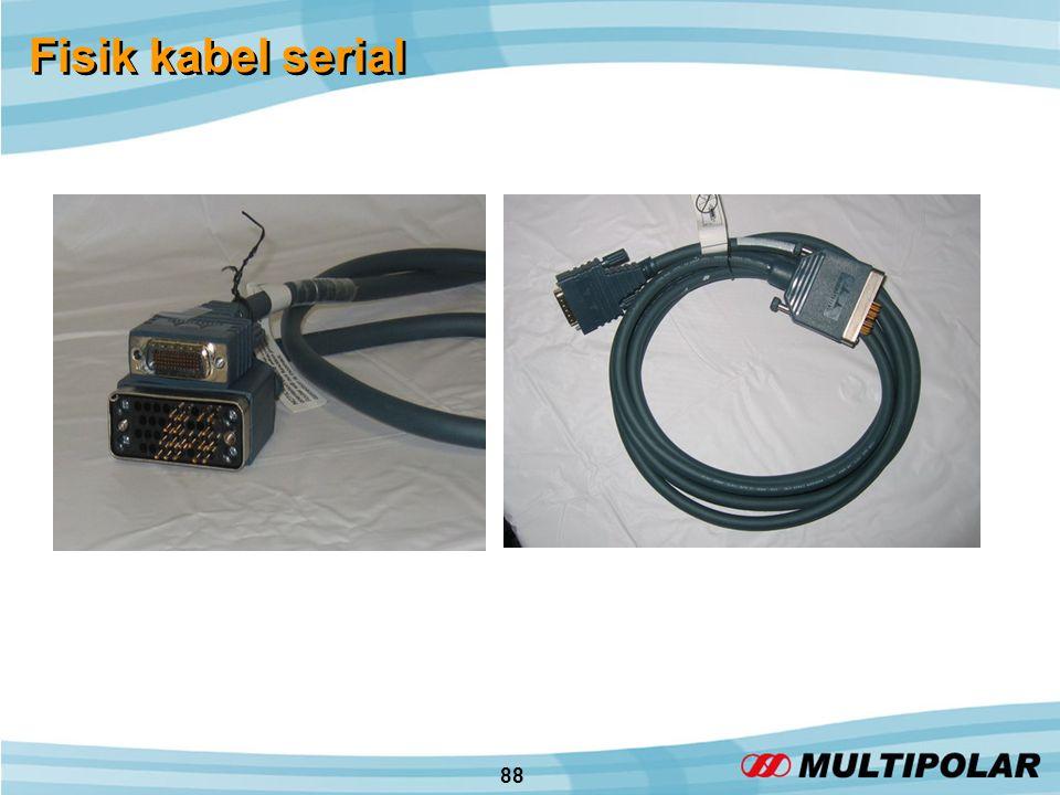 88 Fisik kabel serial