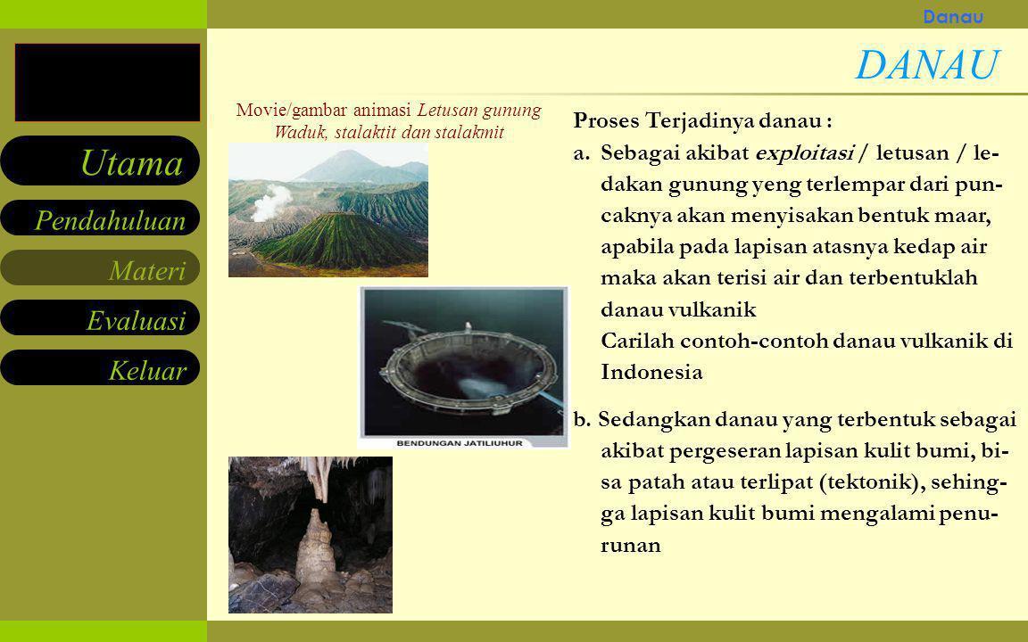 Materi Keluar Pendahuluan Utama Evaluasi Gambar Danau toba Pernahkah Anda berfikir .