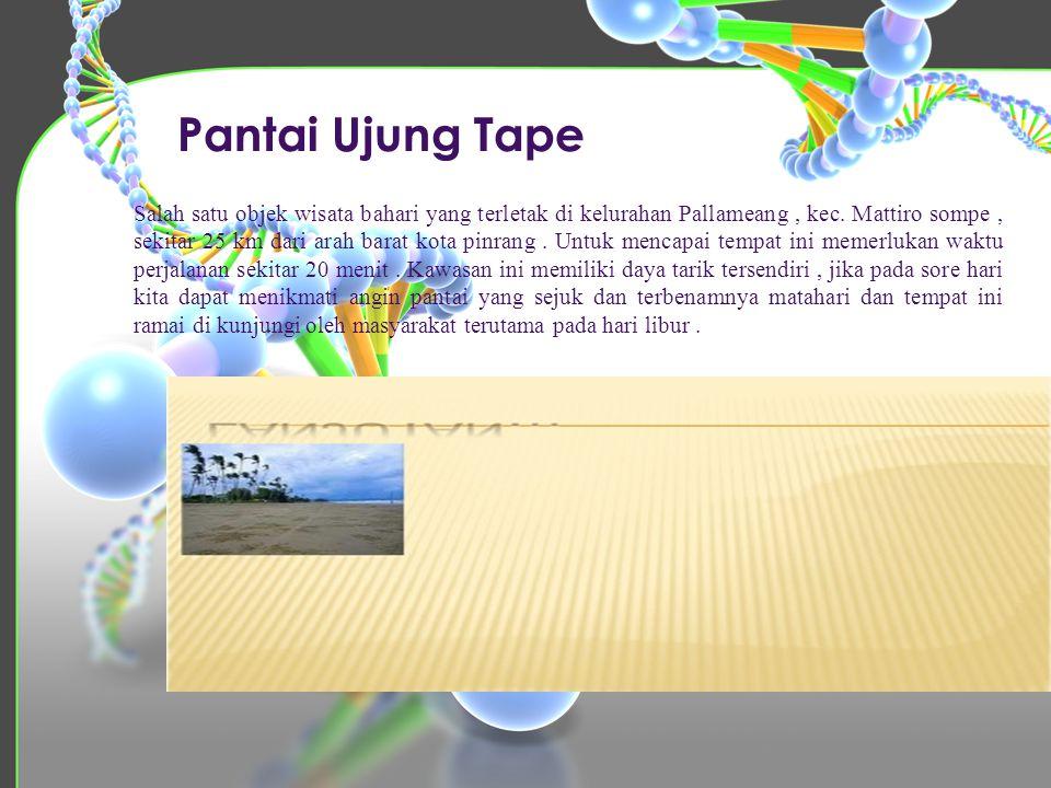 Permandian Air Panas Sulili • Objek wisata air panas sulilie merupakan permandian alam yang mngundang sejuta kehangatang. Fasilitas kolam renang yang
