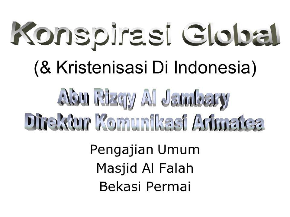 (& Kristenisasi Di Indonesia) Pengajian Umum Masjid Al Falah Bekasi Permai