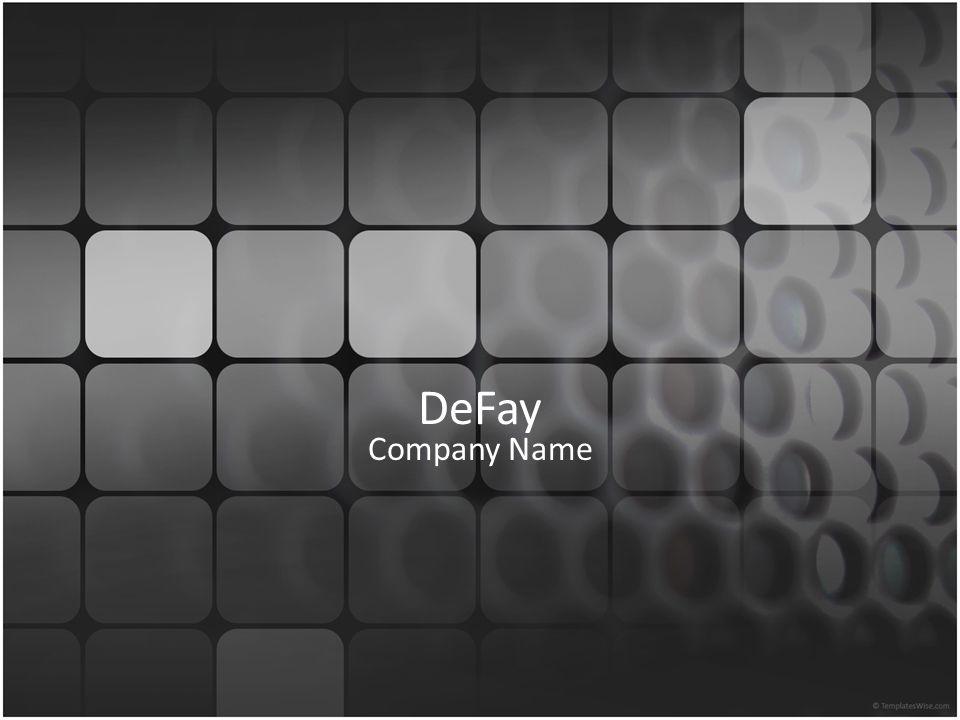 DeFay Company Name