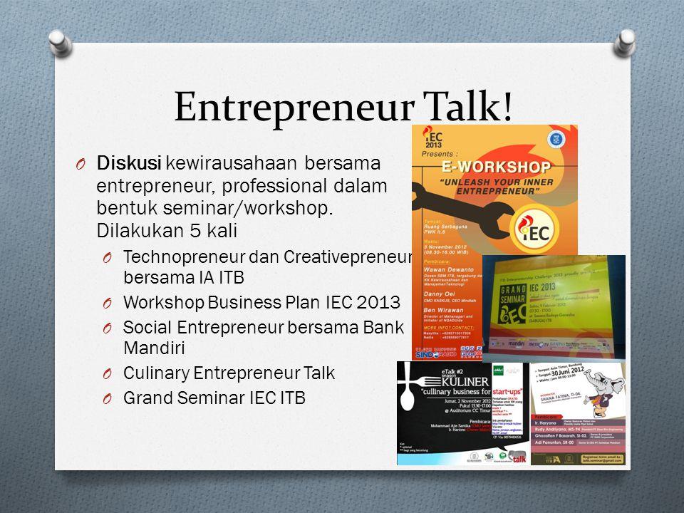 Entrepreneur Talk.
