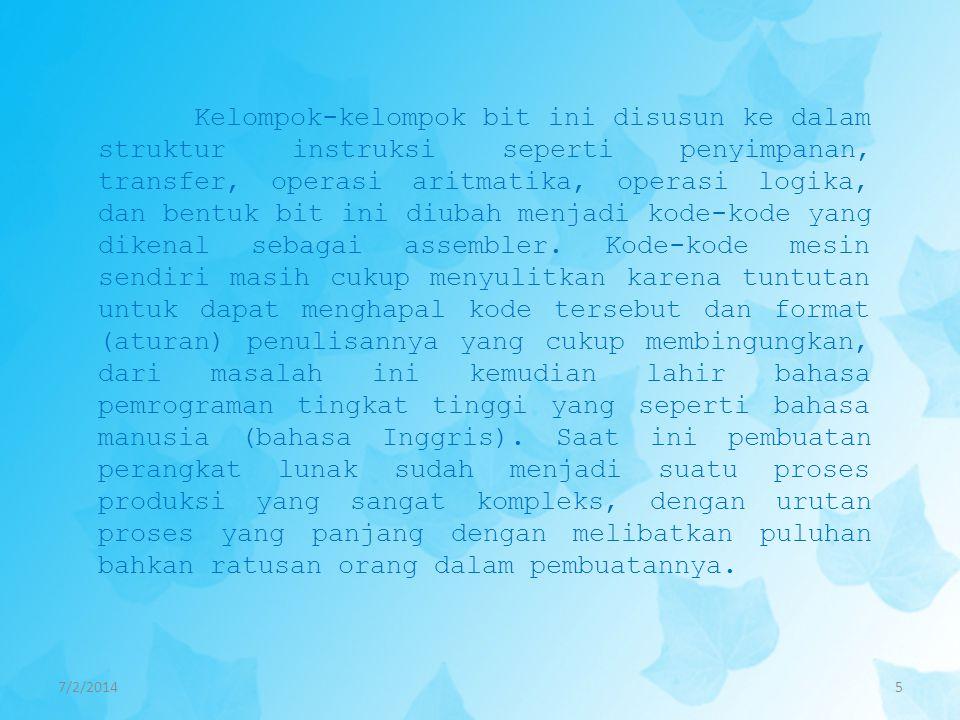 PROGRAM BANTU (UTILITY) 7/2/201426 Antivirus
