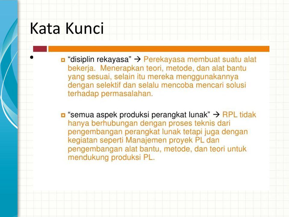 Level SMK di bidang RPL •