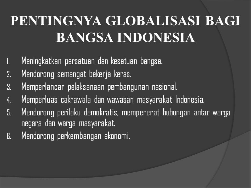 Antiglobalisasi adalah suatu istilah yang umum digunakan untuk memaparkan sikap politis orang-orang dan kelompok yang menentang perjanjian dagang gl