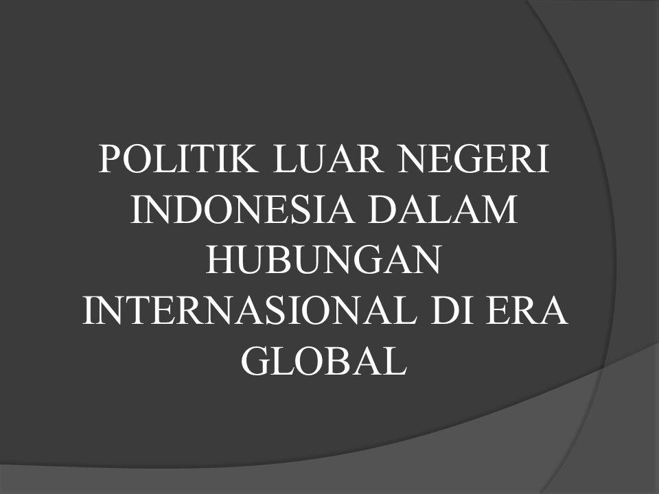 Ciri berkembangnya globalisasi kebudayaan  Berkembangnya pertukaran kebudayaan internasional.