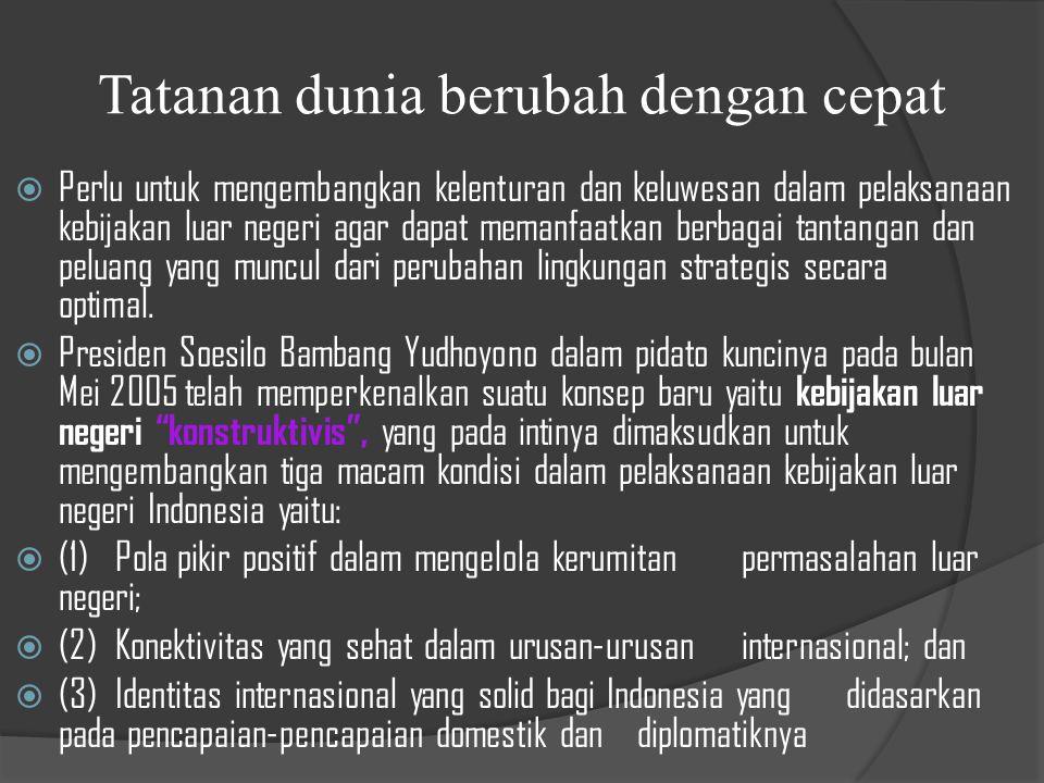 Lawatan kenegaraan Presiden Yudhoyono ke Iran. 21/03/2008 05:14 Kinerja Presiden