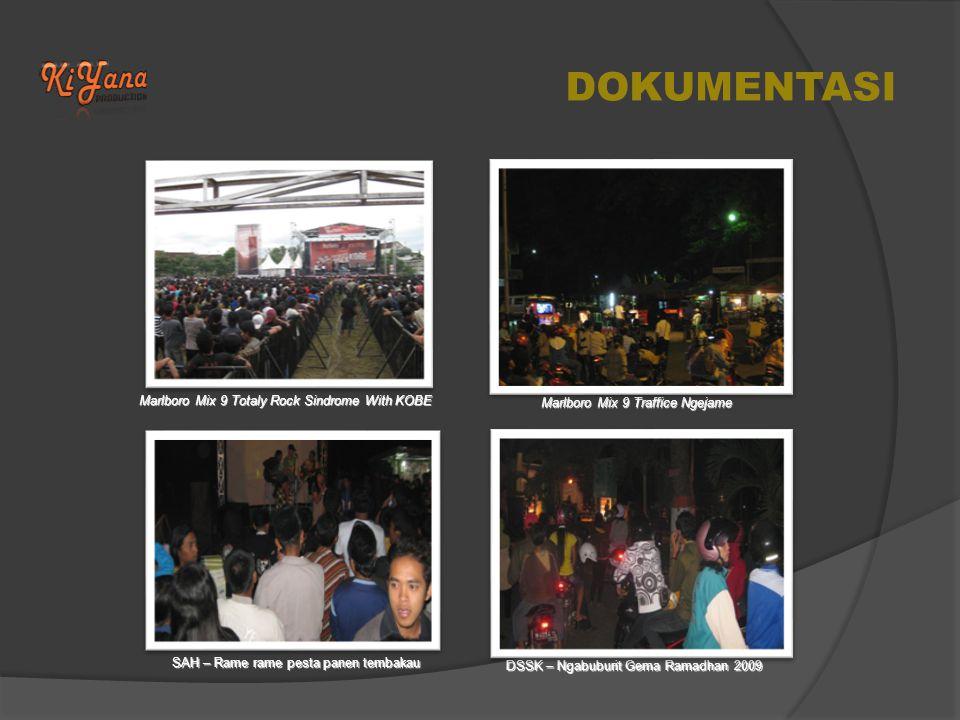 DOKUMENTASI Prepare Event Semarak Merdeka SMJ Event Djarum LA Accoustic Event Star Mild Music with TAHTA Event Semarak Merdeka SMJ