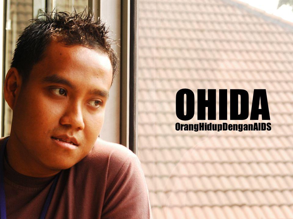 OHIDA OrangHidupDenganAIDS