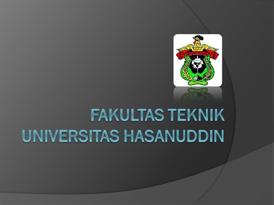 SEJARAH 1976 Fakultas Teknik bergabung dengan Fakultas Matematika dan Ilmu Pengetahuan Alam menjadi Fakultas Sains dan Teknologi di bawah kepemimpinan Rektor Prof.