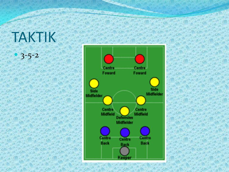 TAKTIK  3-5-2