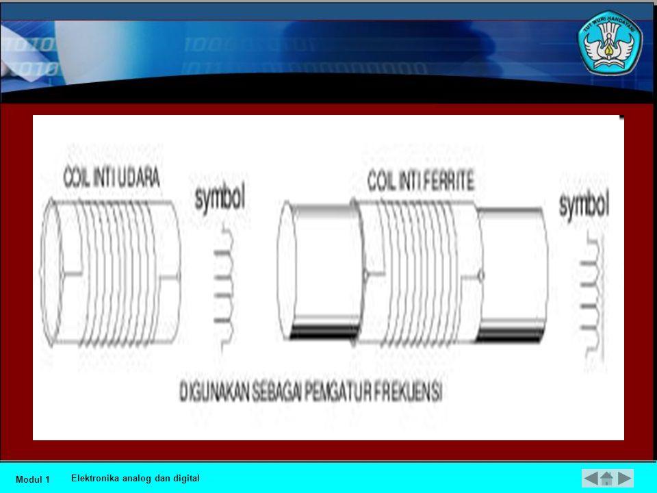 •Kumparan (Coil) •Coil adalah suatu gulungan kawat di atas suatu inti. Tergantung pada kebutuhan, yang banyak digunakan pada radio adalah inti udara d