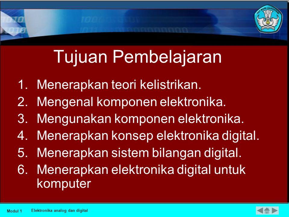 23 PETA KEDUDUKAN KOMPETENSI Mendiagnosis permasalahan pengoperasian PC yang tersambung jaringangnosis Melakukan perbaikan dan/ atau setting ulang kon