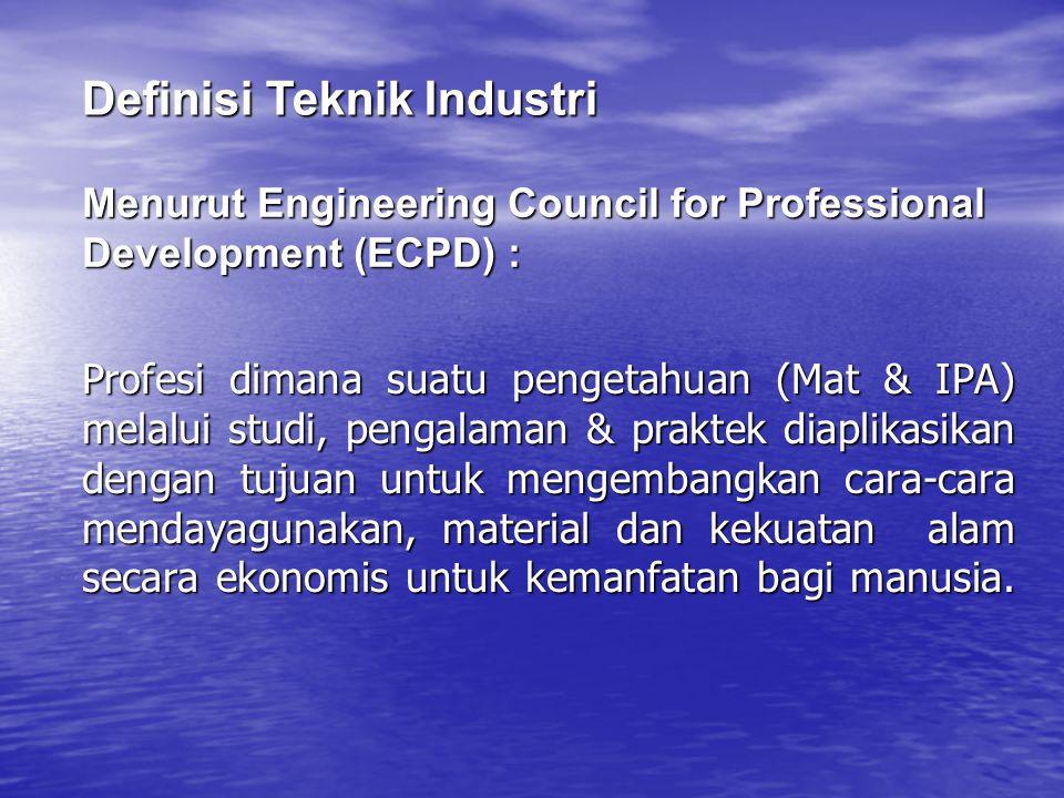  Tata Letak Produk : • Semua fasilitas produksi diatur/ditempatkan dalam satu departemen khusus.