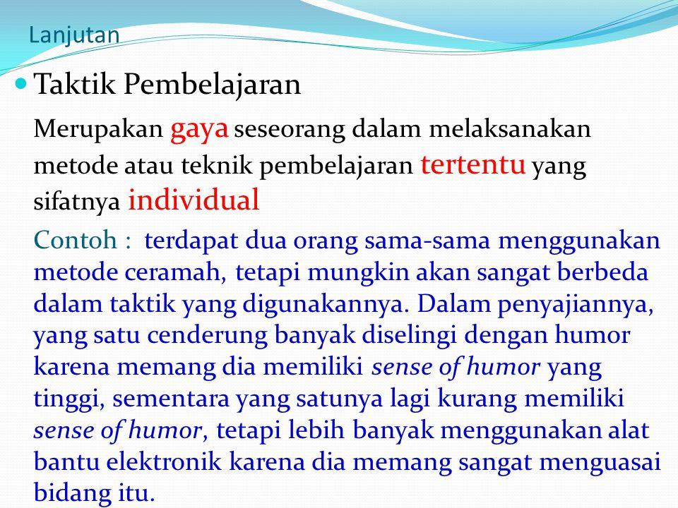 Langkah-langkah : ● Guru menyampaikan kompentensi yang ingin dicapai.