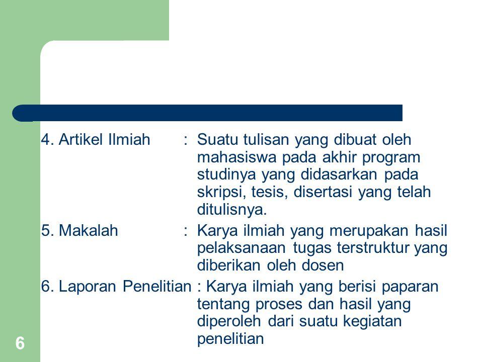 37 FORMAT ABSTRAK BAHASA INDONESIA ABSTRAK MUHAMMAD ALI AKBAR.