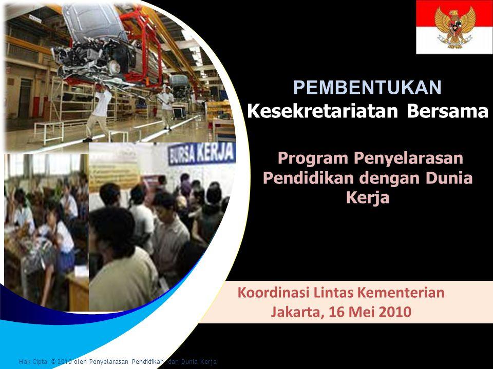  Sesuai dengan arah kebijakan pembangunan nasional Indonesia, perlu ada koordinasi antar Kementerian dan/atau lembaga pemerintah serta antar tingkatan pemerintahan di tingkat pusat dan daerah.