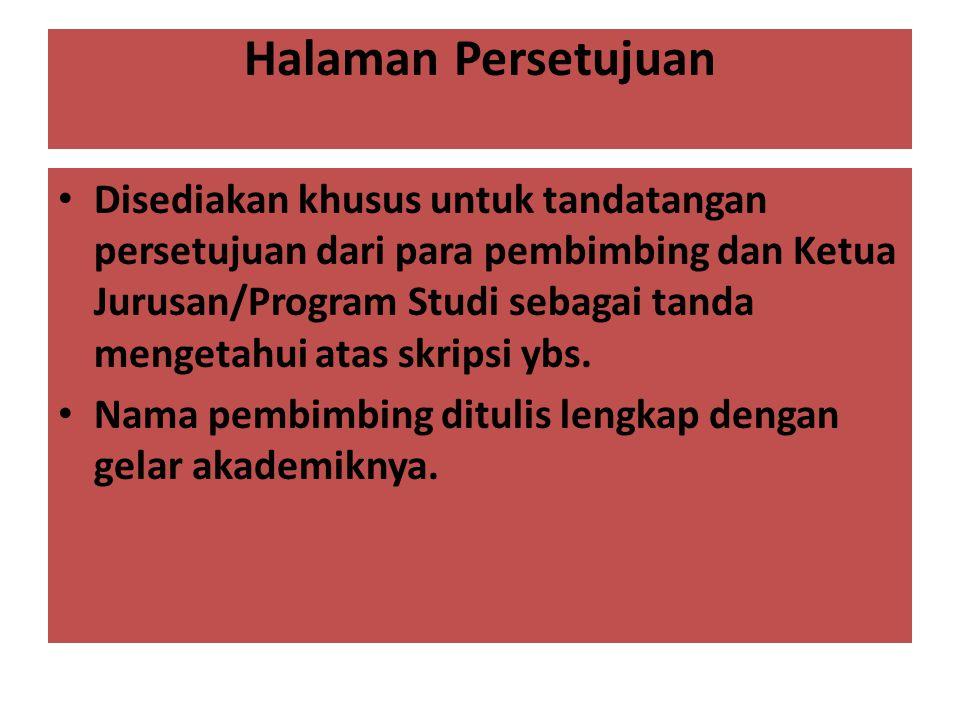 c.Berupa publikasi dokumen • Proyek Pengembangan Pendidikan Guru.