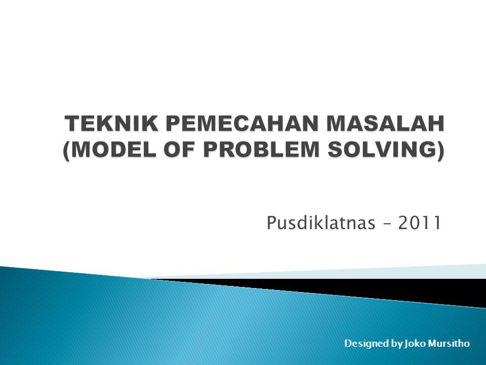 Pusdiklatnas – 2011 Designed by Joko Mursitho