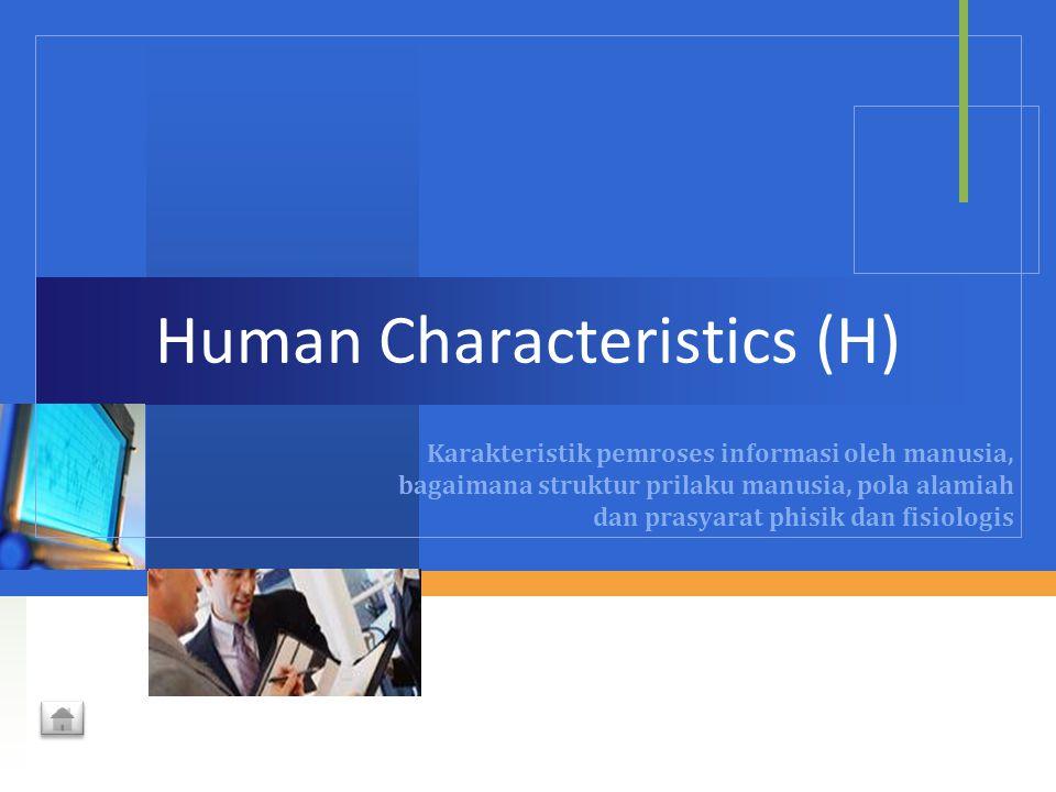 Human-Machine Fit and Adaptation  Kesesuain antara manusia dengan mesin yang dibangun bisa dilihat dari;  Waktu penyesuaian ( saat dibangun atau saa