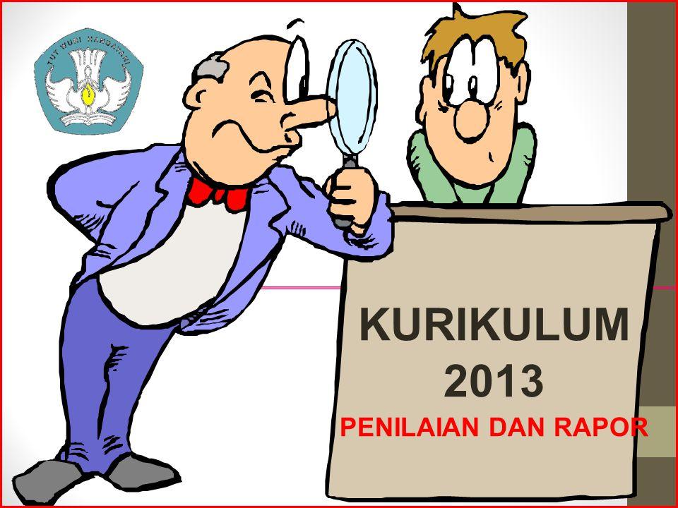 ACUAN / PEDOMAN PERMENDIKBUD 66 TAHUN 2013 TENTANG STANDAR PENILAIAN + LAMPIRAN PERMENDIKBUD 81A TAHUN 2013 LAMPIRAN IV TENTANG PEDOMAN UMUM PEMBELAJARAN Anita Widiawati, M.Pd 081 223 600 105