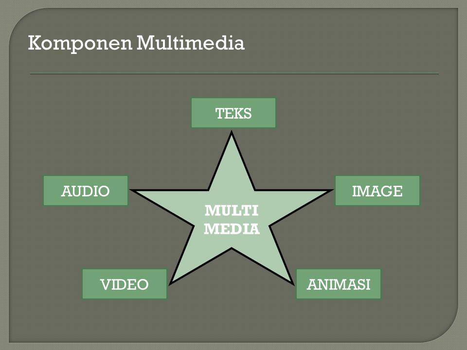 1. Multimedia Interaktif 2. Multimedia Hiperaktif / Richmedia 3. Multimedia Linier / Squential