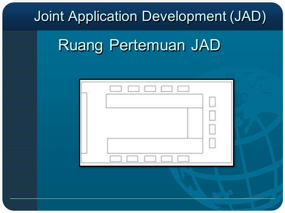 Ruang Pertemuan JAD Joint Application Development (JAD)