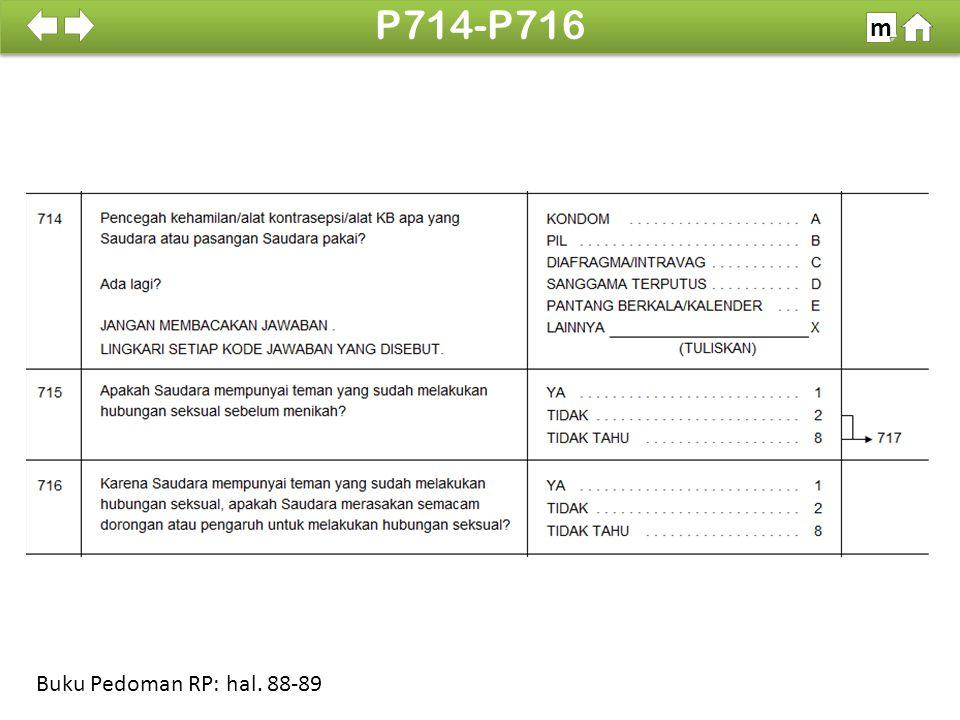 100% SDKI 2012 P714-P716 m Buku Pedoman RP: hal. 88-89