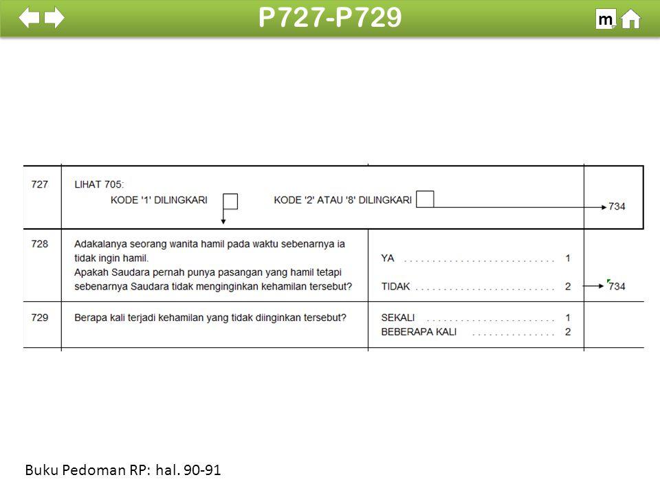 100% SDKI 2012 P727-P729 m Buku Pedoman RP: hal. 90-91