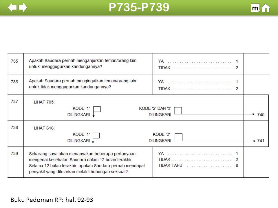 100% SDKI 2012 P735-P739 m Buku Pedoman RP: hal. 92-93