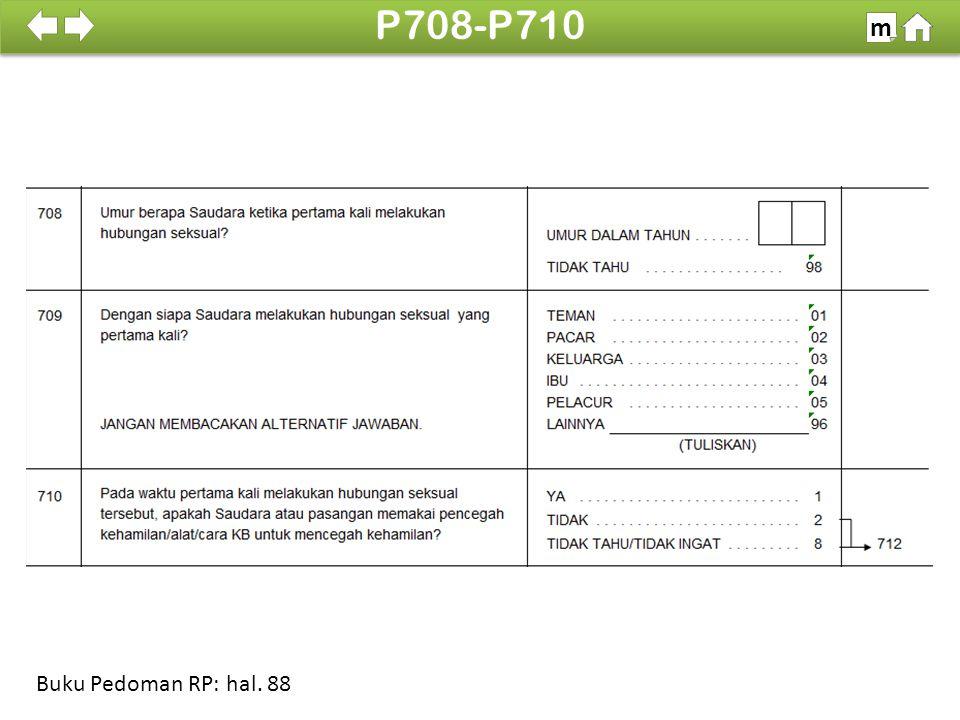 100% SDKI 2012 P708-P710 m Buku Pedoman RP: hal. 88