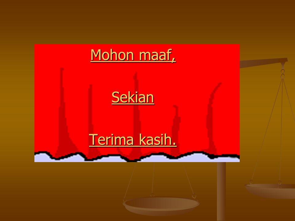 BUATLAH KESIMPULAN DARI PERKULIAHAN HARI INI !!!!! 1. Sport for all : Langkah awal yang strategis 2. Membangun kebesaran kembali Indonesia : Bangunlah