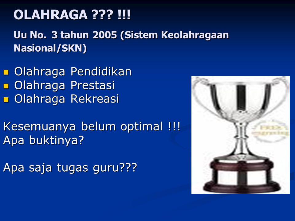 Upaya Pembentukan Karakter Melalui Aktivitas Bermain&OLAHRAGA Fakultas Ilmu Keolahragaan Universitas Negeri Yogyakarta