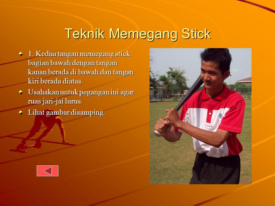 Teknik Memegang Stick 1.