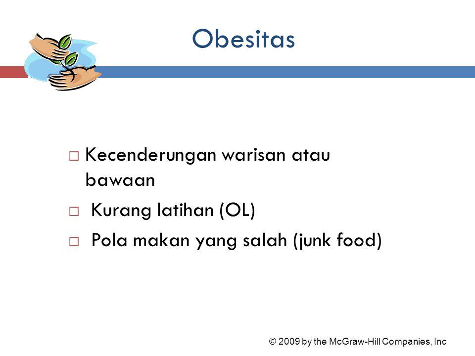Pehatian Serius: Obesitas pada Anak.