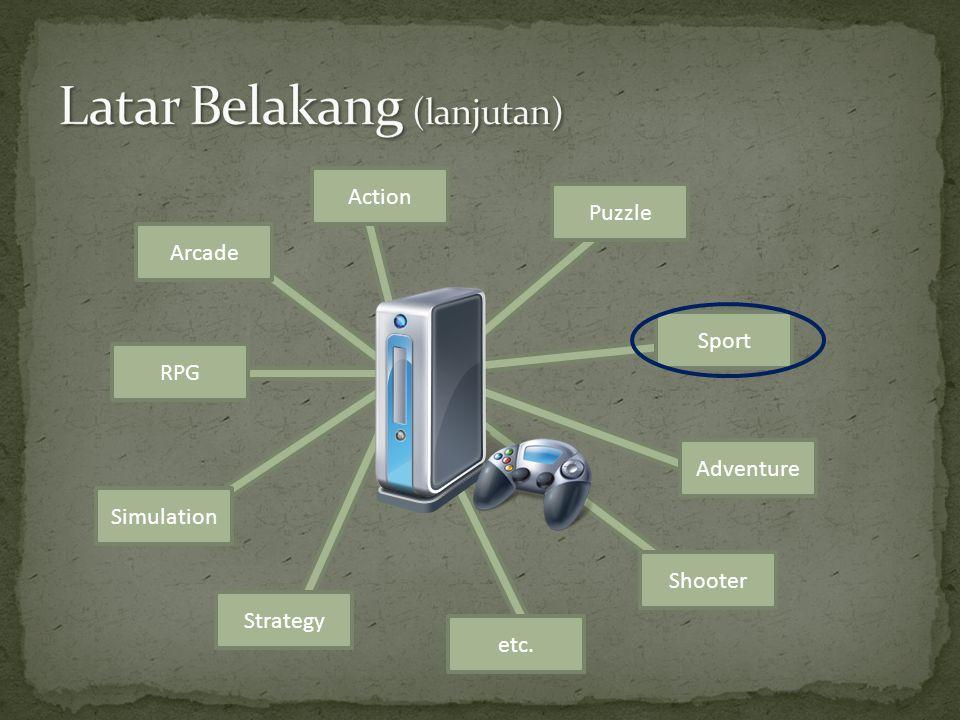  PEMAIN KUNCI - Control Player: Pemain yang sedang membawa bola yang berguna juga sebagai indikasi bahwa timnya sedang menguasai bola.