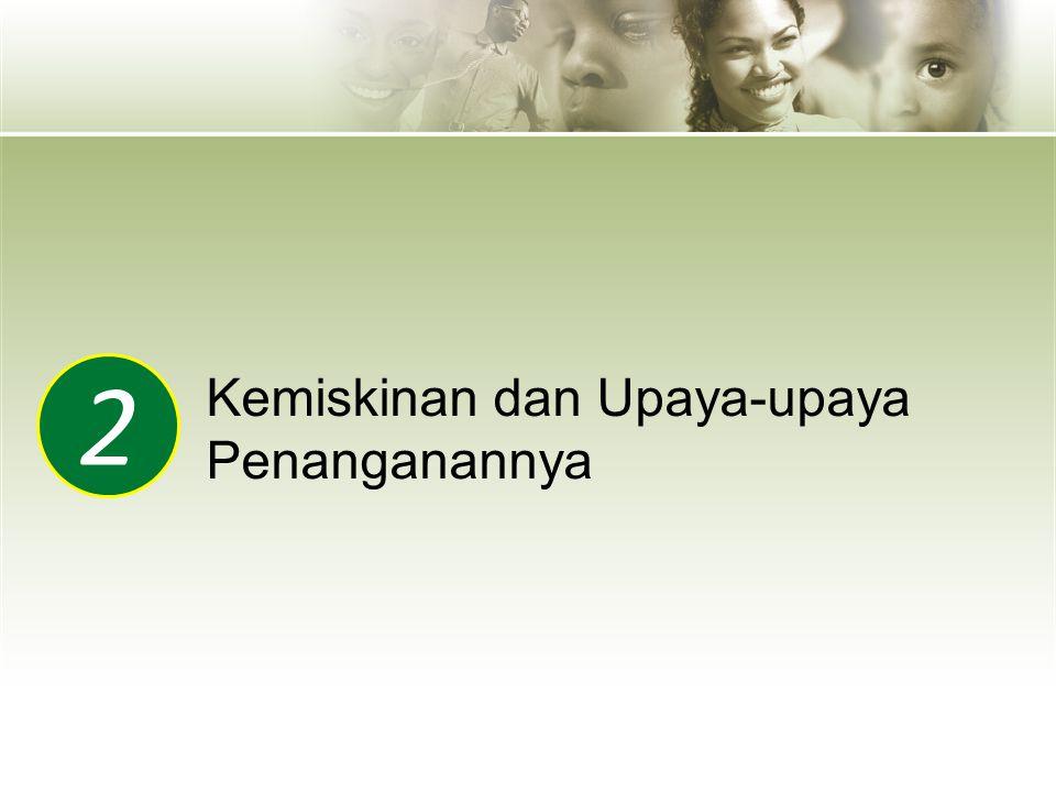 Kemiskinan dan Upaya-upaya Penanganannya 2