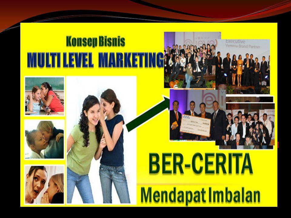 Syarat Umum Memulai Bisnis Network Marketing 1. Memiliki teman / saudara / relasi 2. Memiliki kemauan dan semangat untuk menjalankannya Untuk memulain