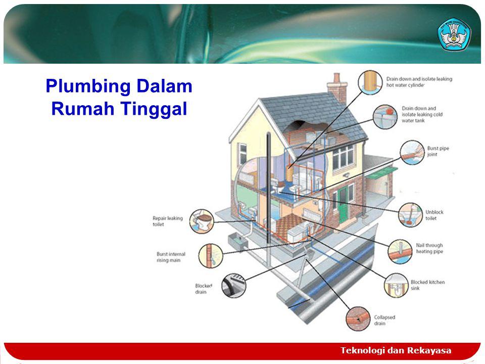 Plumbing Dalam Rumah Tinggal