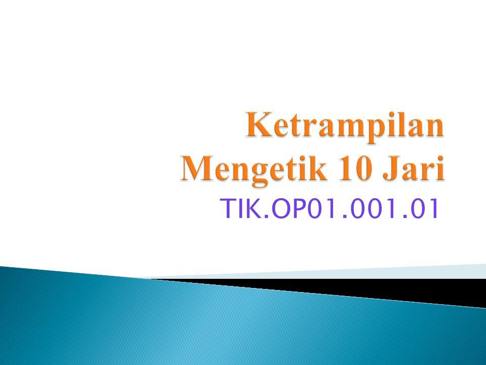 TIK.OP01.001.01