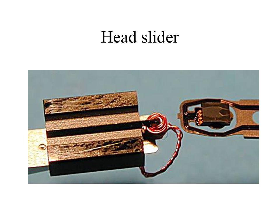 Head slider