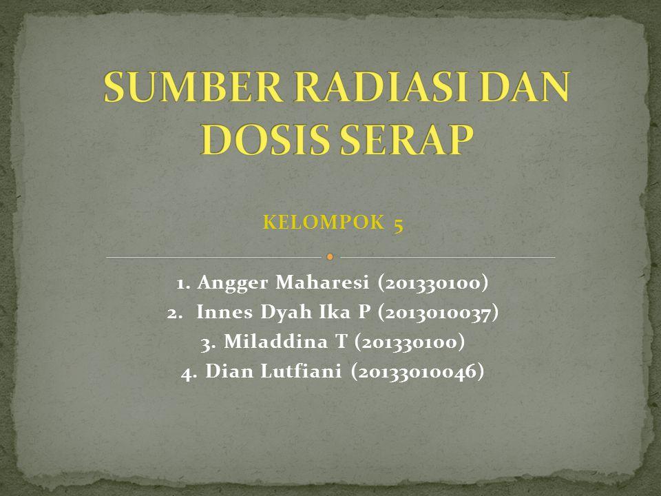 KELOMPOK 5 1. Angger Maharesi (201330100) 2. Innes Dyah Ika P (2013010037) 3. Miladdina T (201330100) 4. Dian Lutfiani (20133010046)