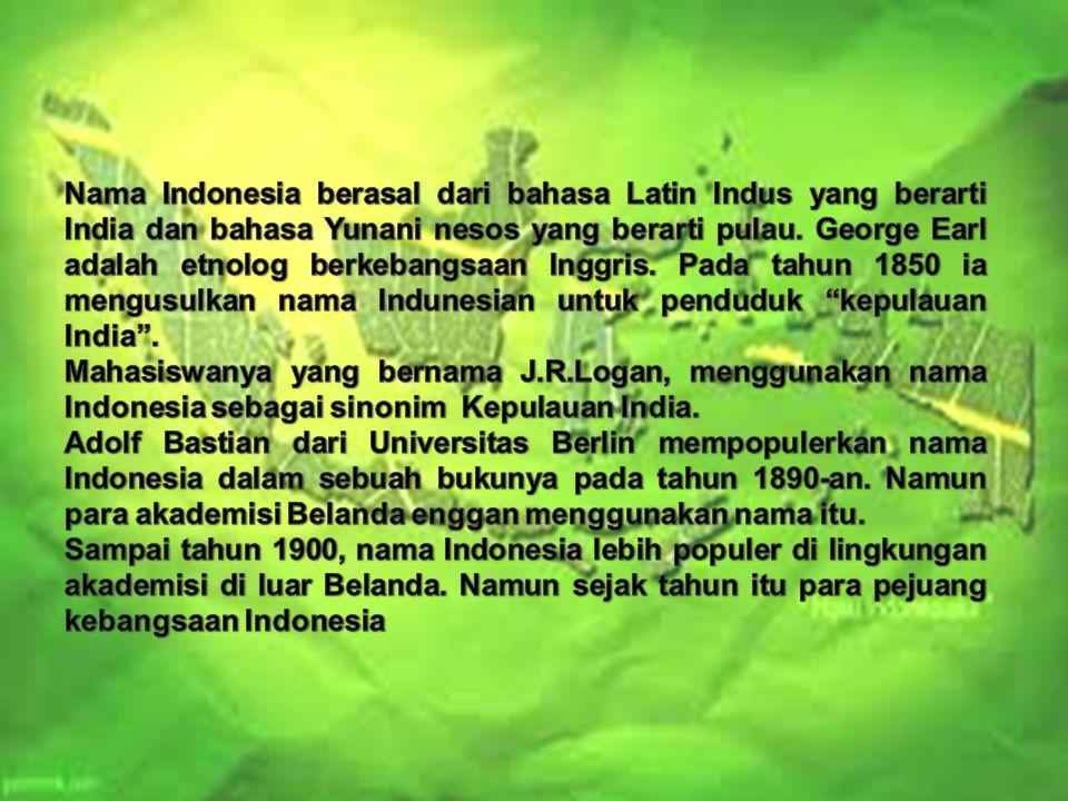 Nama resmi negara kita adalah Negara Kesatuan Republik Indonesia (NKRI). Setelah dijajah oleh Belanda dan Jepang, kita merdeka tahun 1945. Bentuk peme