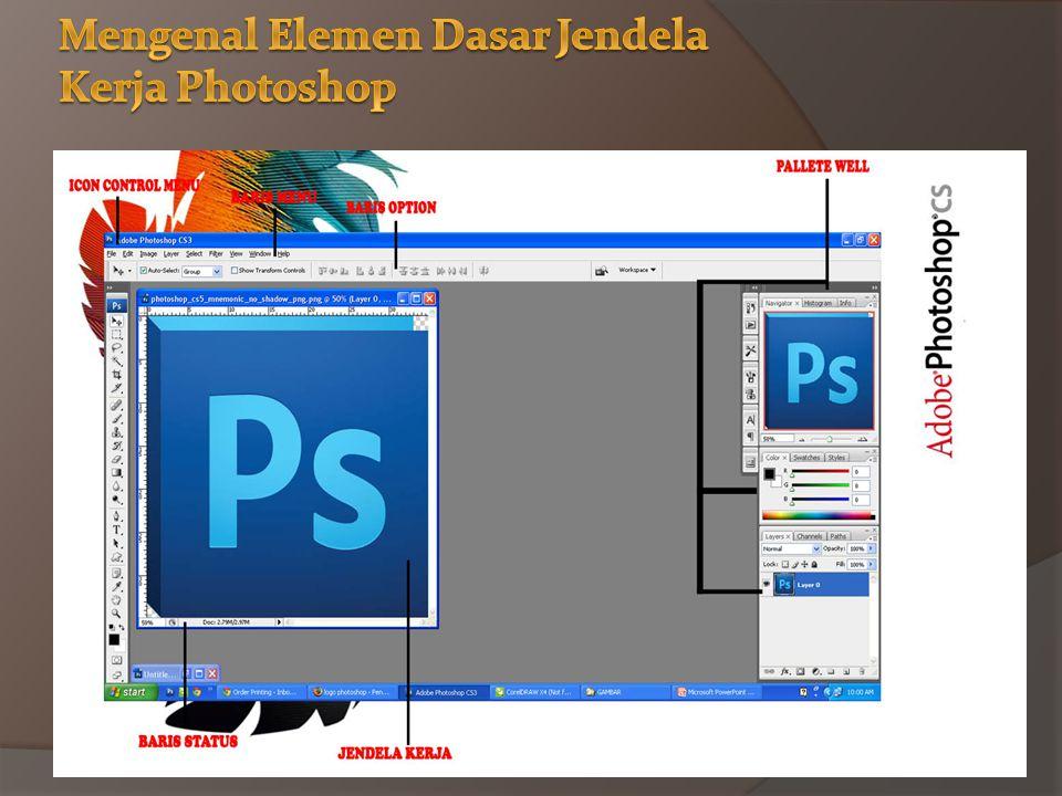 1. Nyalakan komputer Anda, tunggu sampai komputer menampilkan area kerja (Desktop). 2. Klik tombol Start yang ada di taskbar 3. Pilih All Programs > A