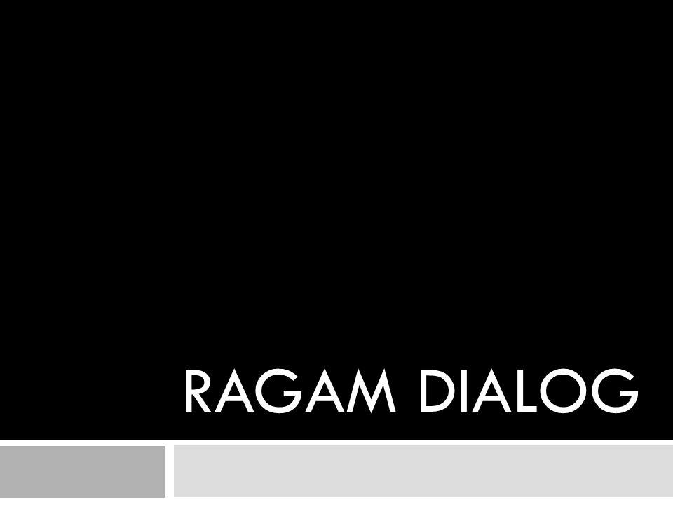 Dialog Berbasis Pengisian Borang  Dialog dimana pengguna (user) dihadapkan ke suatu bentuk formulir dilayar komputer yang berisi sejumlah pengisian data dan opsi (option) yang telah ditentukan Contoh dialog berbasis pengisisan borang