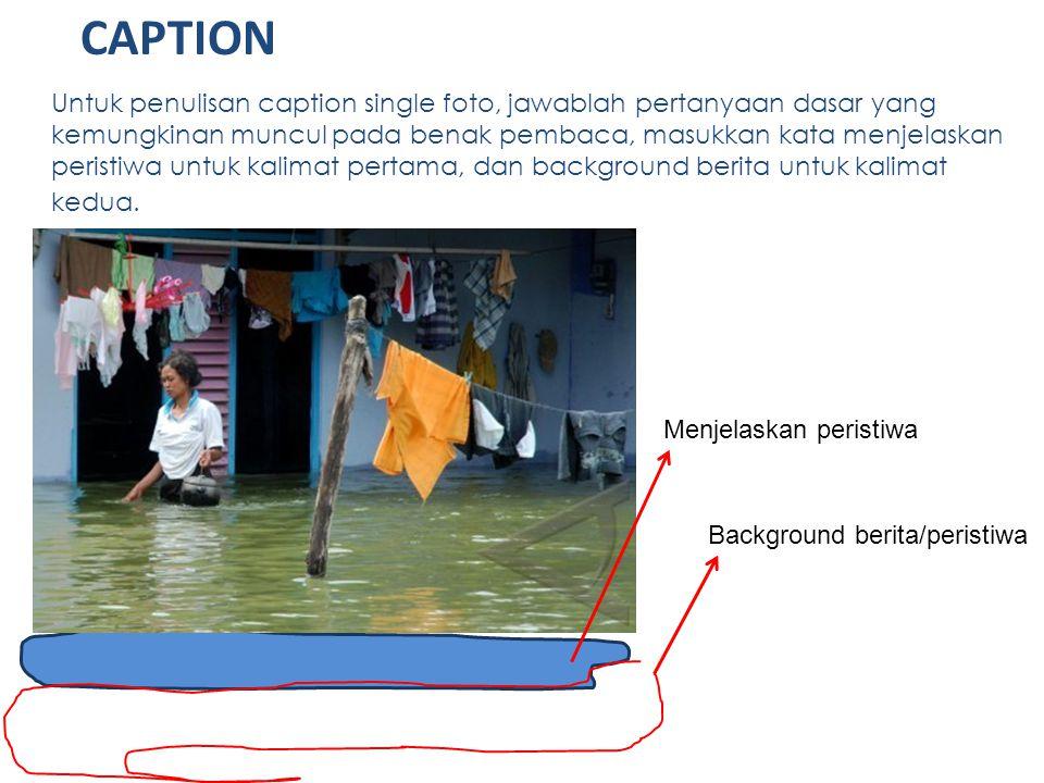Contoh Sebagai Foto Berita/ Foto Tunggal Velg Andong.
