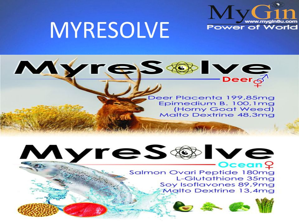 MYRESOLVE