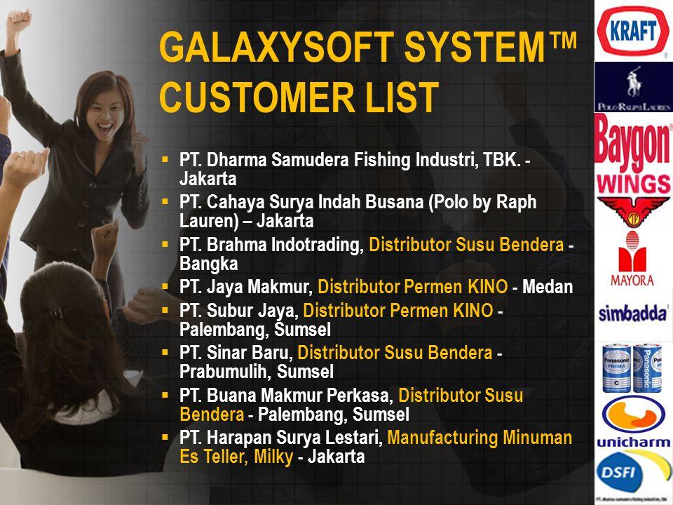  PT.Dharma Samudera Fishing Industri, TBK. - Jakarta  PT.
