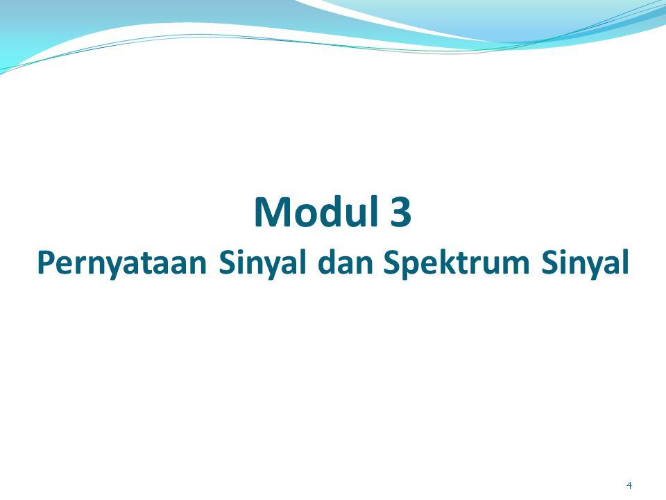 Modul 3 Pernyataan Sinyal dan Spektrum Sinyal 4